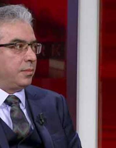 Cumhurbaşkanı Danışmanı Uçum, CNN TÜRK'te soruları yanıtlıyor