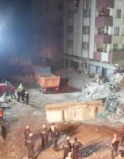 Kartal'da çöken bina davası