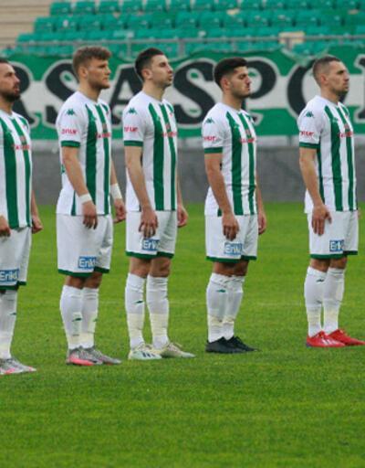 Son dakika... Bursaspor umutlarını erteledi