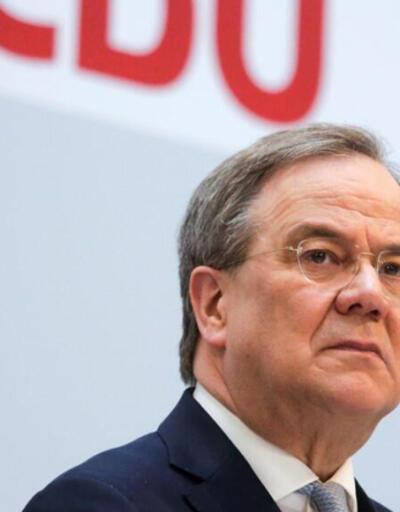 Son dakika... Almanya'da Merkel'in partisinin başbakan adayı Armin Laschet oldu