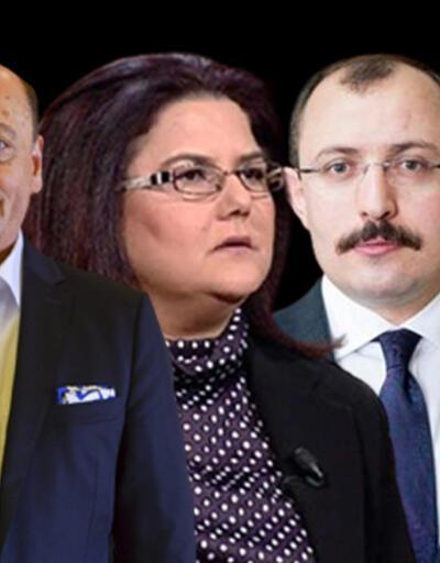 Kabine'de görev değişimi! İşte yeni bakanlar
