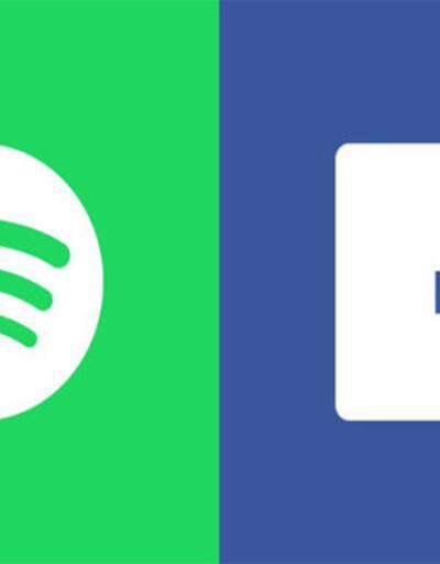 Facebook ve Spotify'dan dev işbirliği
