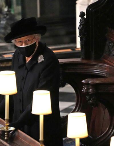Eşi Prens Philip'in ölümü sonrası Kraliçe II. Elizabeth'ten ilk resmi açıklama