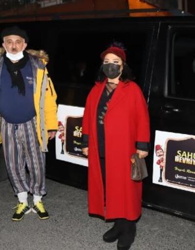 Safiye Soyman ve Faik Öztürk çifti 'Sahur Devriyesi'ne katıldı