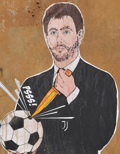 'Futbolun katili Agnelli'