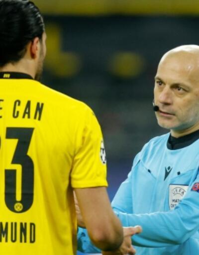 Cüneyt Çakır EURO 2020'de görev alacak