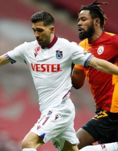Galatasaray 90+5'te puanı kurtardı