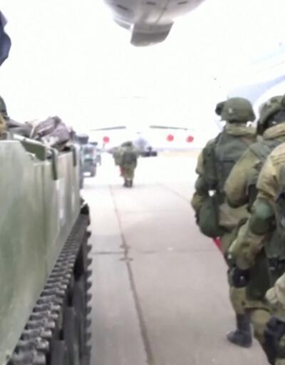 10 bin asker, 40 savaş gemisi... Rusya'dan Kırım'da dev askeri tatbikat!