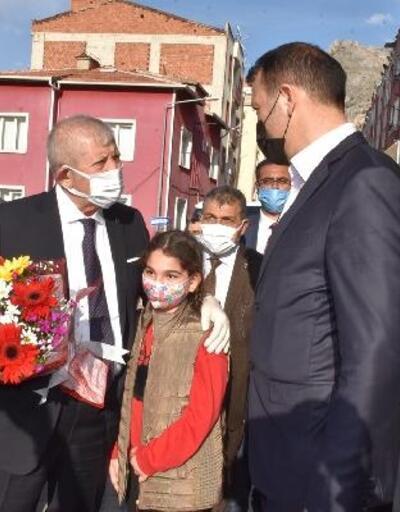 Amasya'da, 'Pideler bizden, dualar sizden' kampanyası