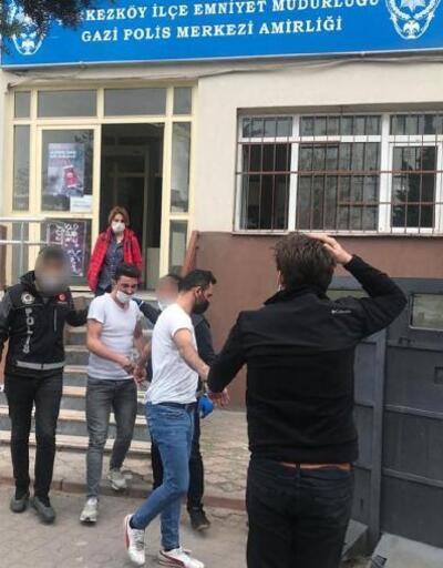 Çerkezköy'de uyuşturucu operasyonu: 3 gözaltı