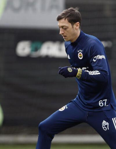 Son dakika... Mesut Özil: Şimdi katkı verme sırası bende