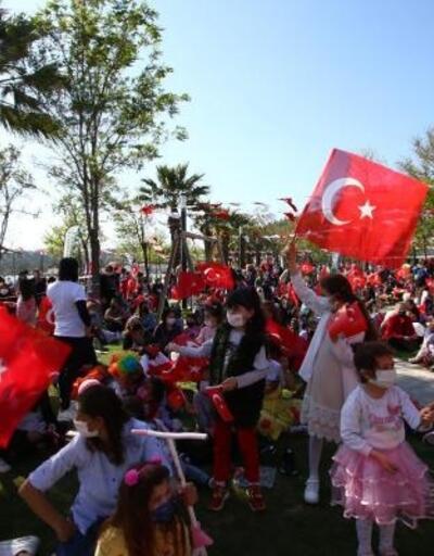 Bayraklı Belediyesi'nin 23 Nisan şenlikleri sona erdi