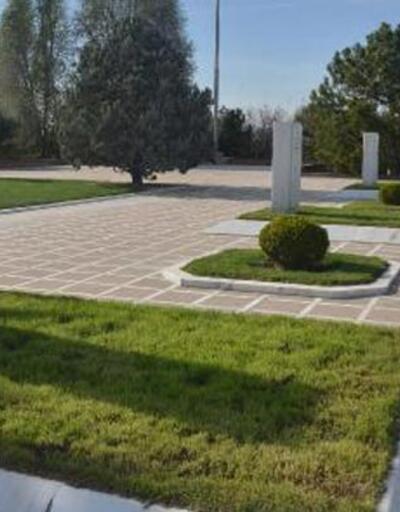 TBMM Başkanı Şentop, Devlet Mezarlığı'nı ziyaret etti