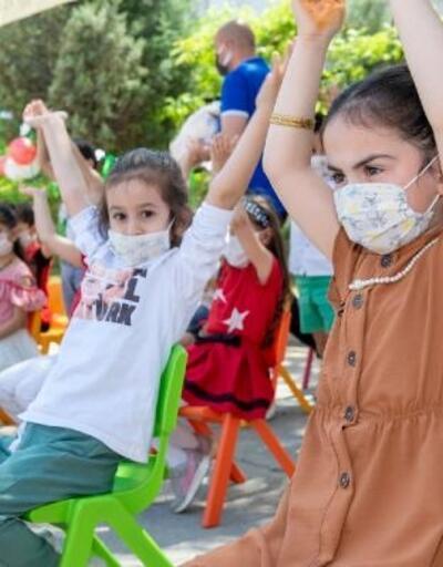 Seyhan'da 23 Nisan coşkusu