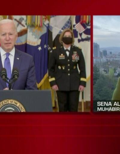 Ankara'dan Biden'ın açıklamasına tepkiler