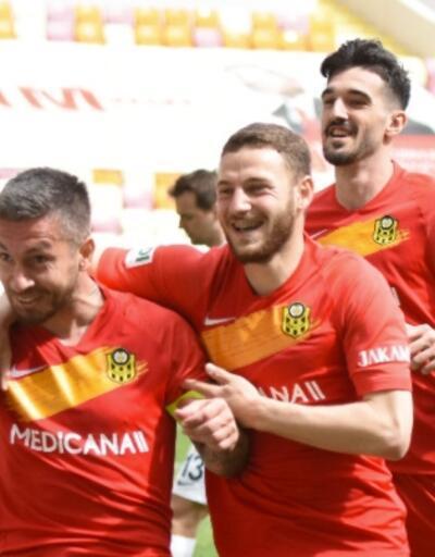 Yeni Malatyaspor 2-1 Ankaragücü MAÇ ÖZETİ