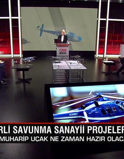 Türk Havacılık ve Uzay Sanayii Genel Müdürü Temel Kotil, merak edilen tüm soruları Ne Oluyor?'da yanıtladı
