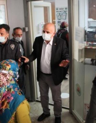 Manavgat Ziraat Odası'nda işlemler geçici olarak durduruldu