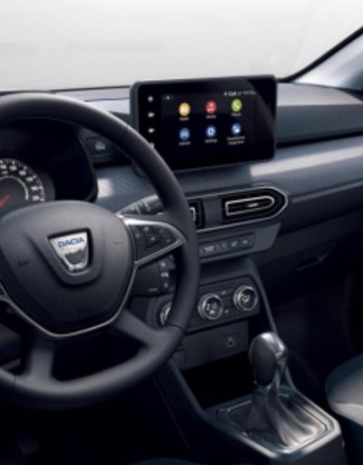 Dacia Sandero yenilendi