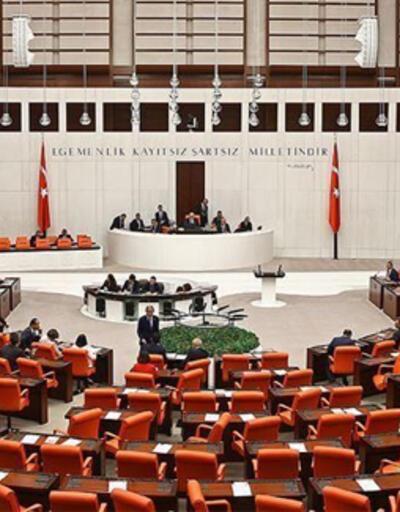 Mısır ve Libya ile dostluk gurubu kurulması tezkeresi kabul edildi