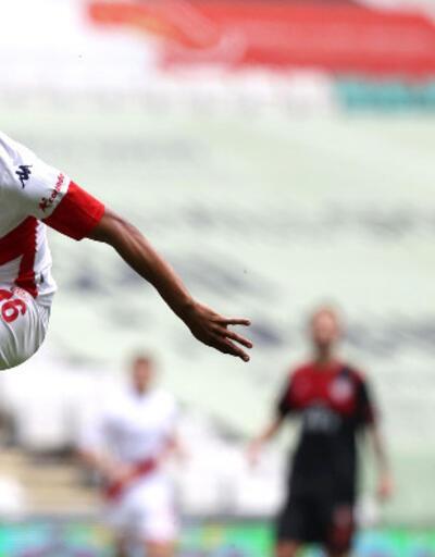 Fatih Karagümrük-Antalyaspor: 2-2