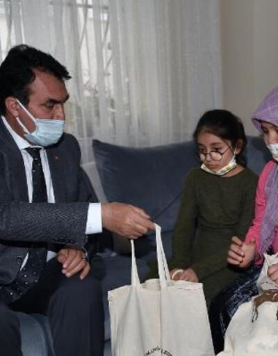 Osmangazi Belediye Başkanı Dündar'dan yetim çocuklara ziyaret
