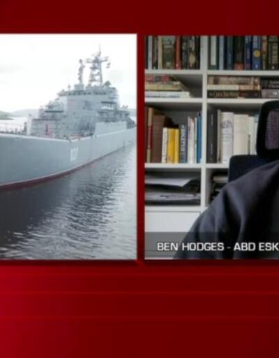 ABD'li Korgeneral CNN TÜRK'e konuştu: Rusya yazın Ukrayna'ya saldırabilir