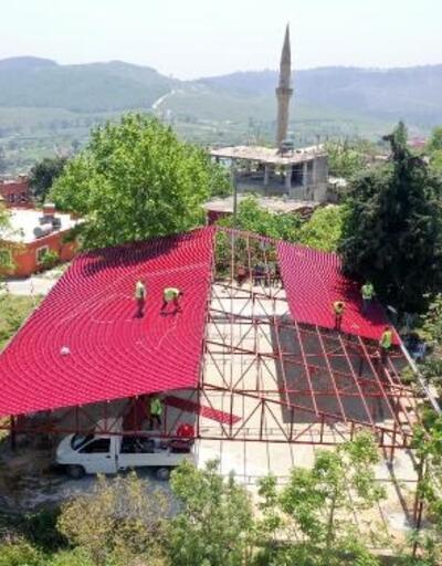 Erdemli'de vatandaş için sosyal alan