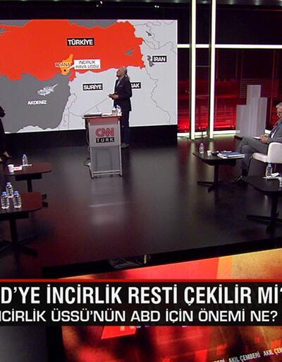 """ABD'ye İncirlik resti çekilir mi? Türkiye ABD'ye """"İncirlik'ten çık"""" der mi? Türkiye seçime mi zorlanıyor? Akıl Çemberi'nde tartışıldı"""