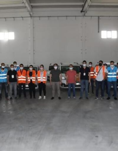 Kızıltepe'de ihtiyaç sahibi ailelere gıda paketi