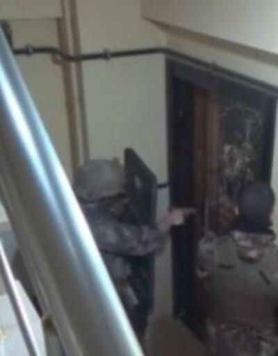 Bağdadi'nin sağ kolu tutuklandı
