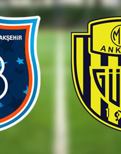 Başakşehir Ankaragücü maçı canlı yayın ne zaman, saat kaçta, hangi kanalda? Ligde tutunma maçı!