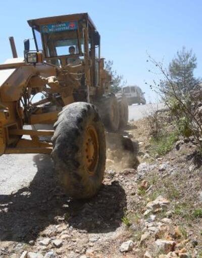Başkan Yücel'den Koşdavut yoluna asfalt müjdesi