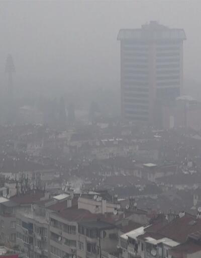 Okul önlerinde hava çok kirli