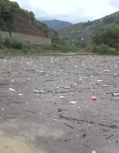 Trabzon'daki göl için Devlet Su İşleri devrede