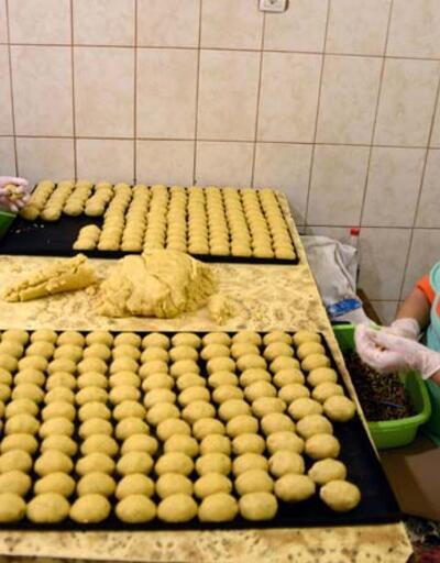 Mersin'in kerebiç tatlısı, ramazanın vazgeçilmezi