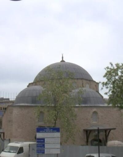 5 asırlık camiye restorasyon