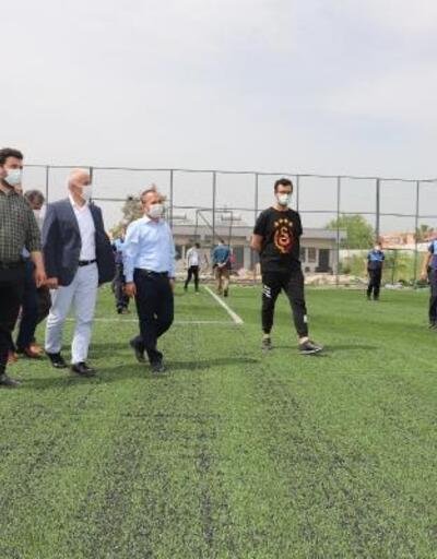 Başkan Gültak: Akdeniz'de değişimlere imza atıyoruz