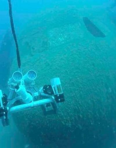 Aydın Büyükşehir su altı dron üretti