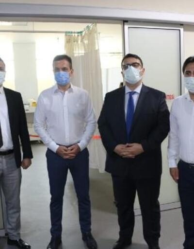 Kozan Devlet Hastanesi'ne yeni yoğun bakım ünitesi