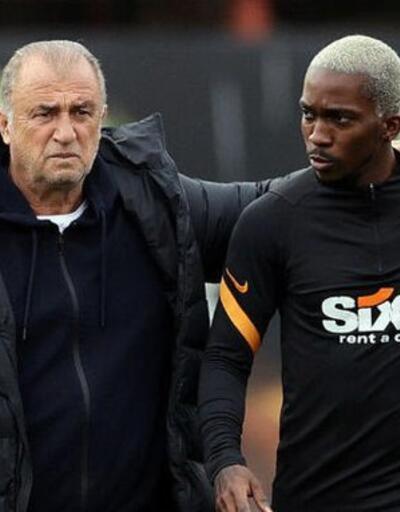 Galatasaray'a Onyekuru'dan güzel haber