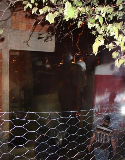 Kastamonu'da 6 kardeşe ait 6 evde yangın