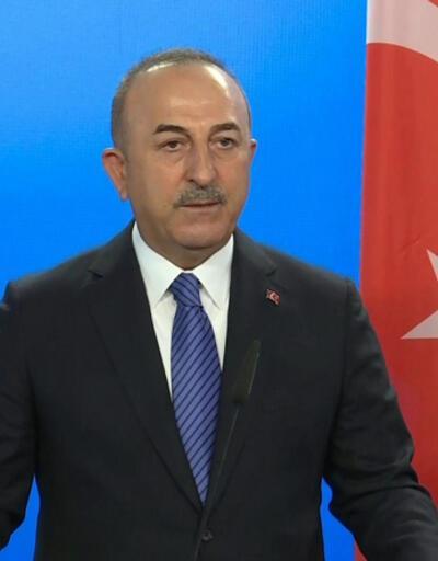 Son dakika... Dışişleri Bakanı Çavuşoğlu'ndan Almanya'da önemli açıklamalar