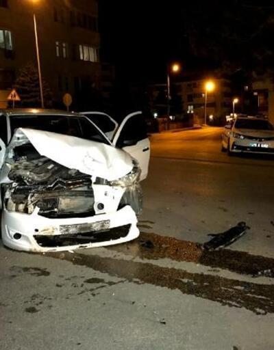 Safranbolu'da kaza: 4 yaralı