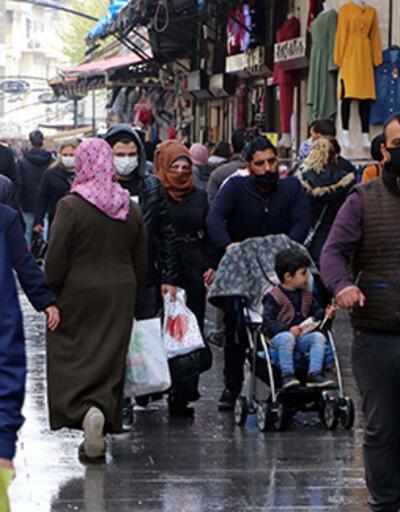 Gaziantep'te vaka oranları 10 günde yüzde 50 azaldı