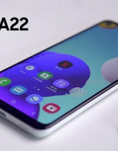 Samsung Galaxy A22 5G sertifikasını aldı