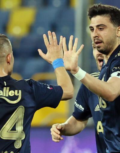 Fenerbahçe 90+6'da kazandı