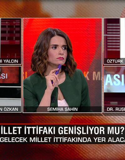 Millet İttifakı genişliyor mu? Kılıçdaroğlu çatı aday mı? Erken seçim neden tartışılıyor? CNN TÜRK Masası'nda konuşuldu
