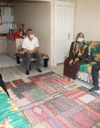 Başkan Gültak, şehit annelerini ziyaret etti