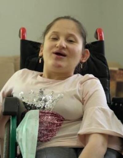 Kağıthane'deki engelli annelerine anlamlı sürpriz